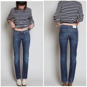 Acne Hep Pure Straight Leg Jeans